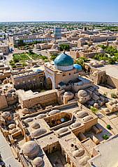 Travelling the Silk Road of Uzbekistan