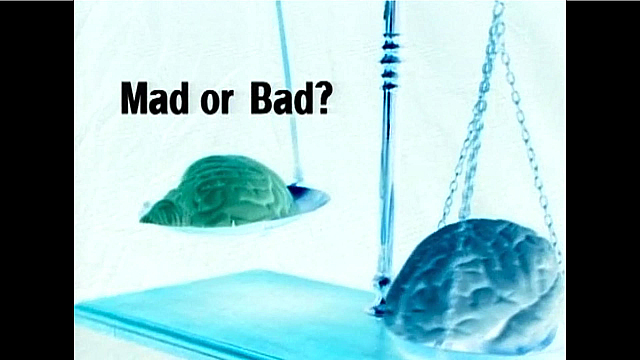 Watch Full Movie - Inside the Criminal Mind - Mad or Bad? - לצפיה בטריילר